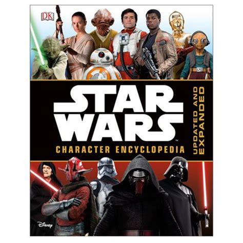 star wars character encyclopedia awaken the force with these awesome star wars gifts