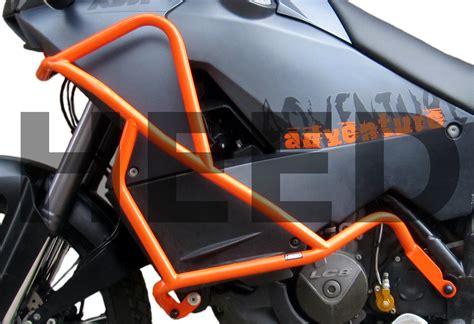 Ktm 990 Adventure Crash Bars Heed Crash Bars Ktm 990 Adventure
