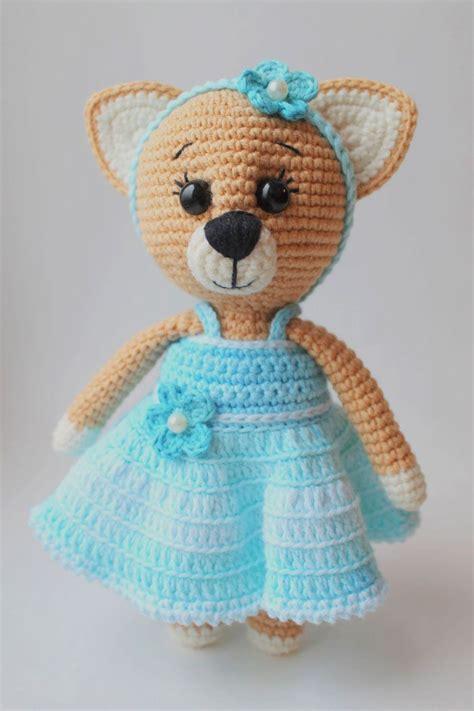 pattern crochet animal 25 best ideas about crochet cats on pinterest