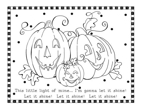 fall coloring pages christian karla s korner coloring pages