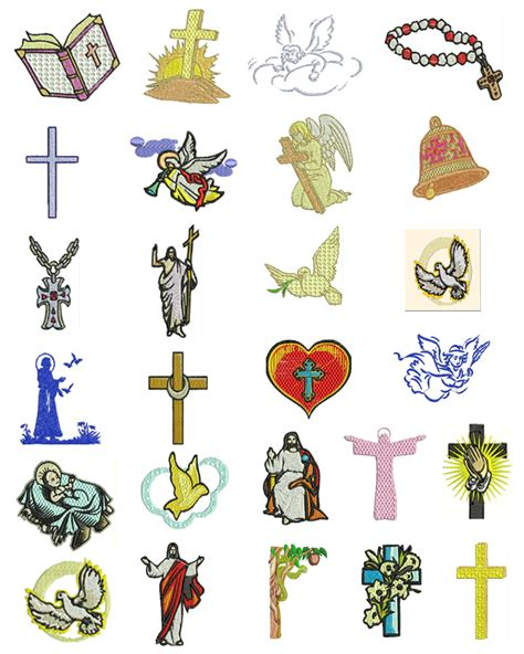 embroidery designs religious religious machine embroidery designs sets brother