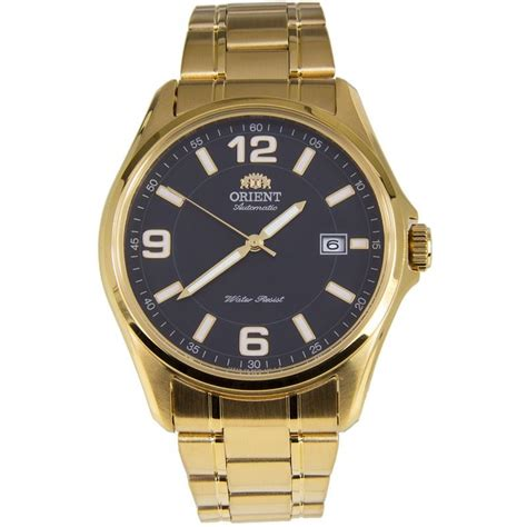 Orient Automatic Gold orient automatic gold stainless steel mens analog date