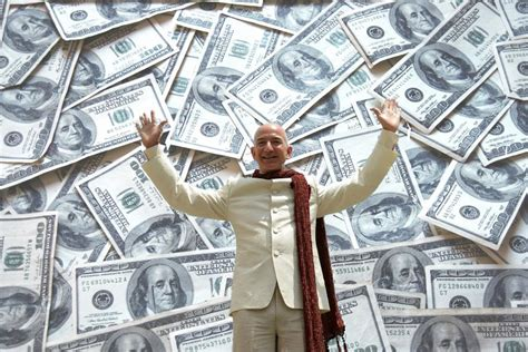 amazon net worth the world s richest person just got a lot richer amazon
