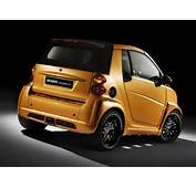 Brabus Cars Smart Fortwo Ultimate 112 Tuning