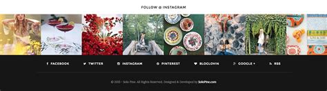 theme wordpress instagram how to add instagram photos to wordpress wpexplorer