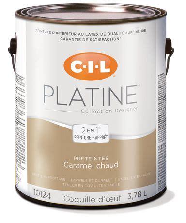 cil 174 platinum 174 interior paint pre tinted warm caramel 3 78 l walmart ca