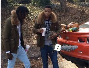 Atl rapper young thug posts video of his boyfriend fresh out of jail