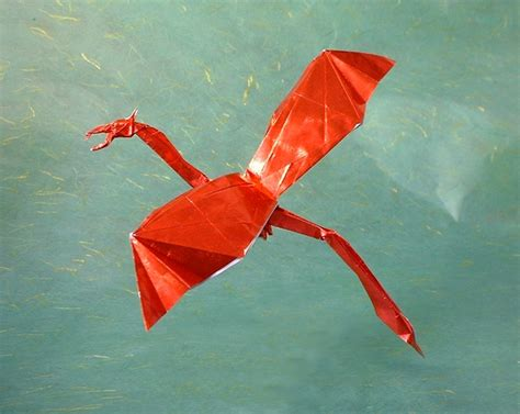 In Flight Origami - origami dragons page 5 of 6 gilad s origami page