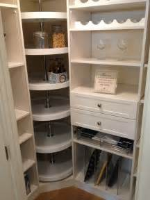 Lazy Susan Pantry Shelves by Pantry Organization The Lazy Susan Shelving Ideas