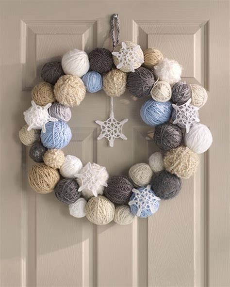 pattern for heart wreath free patterns 12 decorative front door crochet wreaths