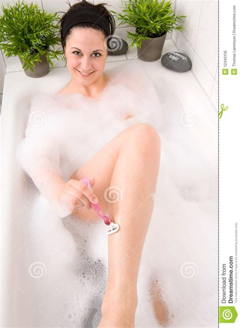 woman bathtub woman in bathtub royalty free stock photo image 12440105