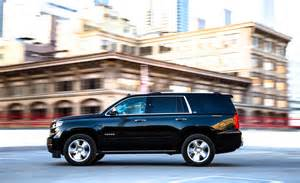 2015 Chevrolet Tahoe Ltz Car And Driver