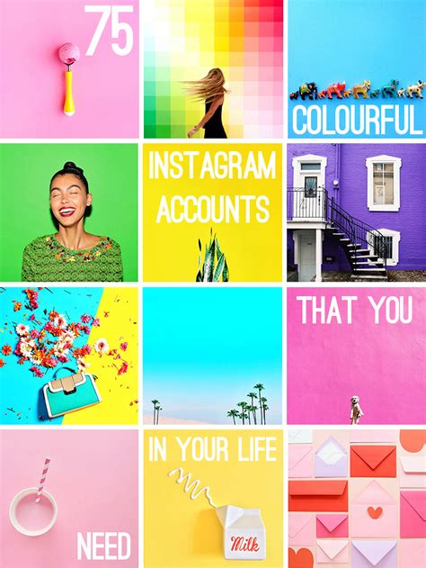 best home design on instagram 75 colourful instagram accounts that you need to follow