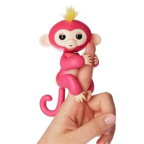Fingerlings Baby Monkey fingerlings interactive baby monkey product review cafe