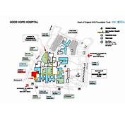 Good Hope Site Map  Heart Of England NHS Foundation Trust