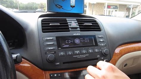 acura tl 2006 iphone 3gs audio video integration youtube iphone 6 acura tl autos post