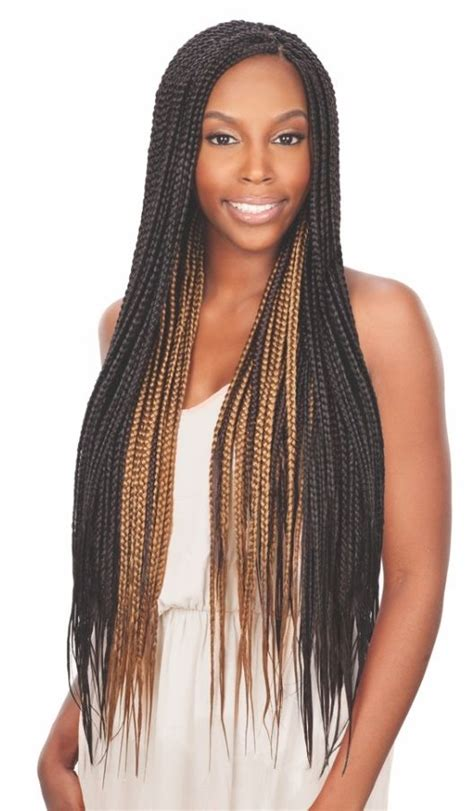 pic of the bix of hair used for crochet braids soft kanekalon jumbo braid african braids styles