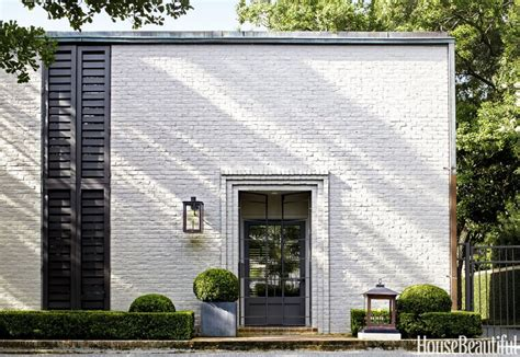 white brick house 20 white brick exterior walls to envy