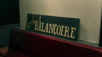 Restaurant Balancoire by La Balan 231 Oire Restaurants 224 Abbesses