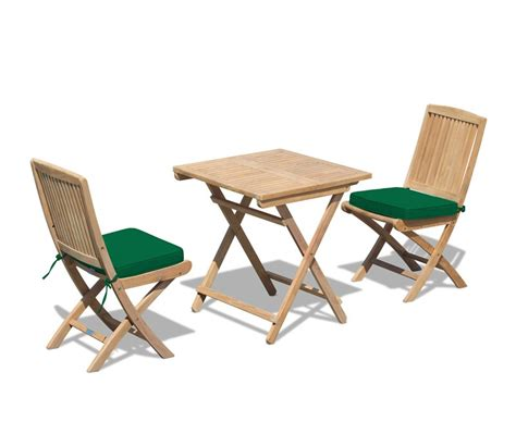 Rimini Patio Garden Folding Table And Chairs Set Patio Table And 2 Chairs
