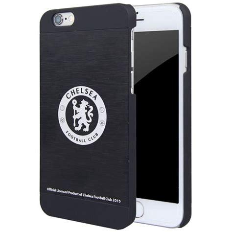 Custom Name Chelsea Fc Custom Iphone 6 new official chelsea fc aluminium 4 7 iphone 6 6s football cover black ebay