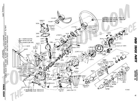 steering column assembly ford truck enthusiasts forums