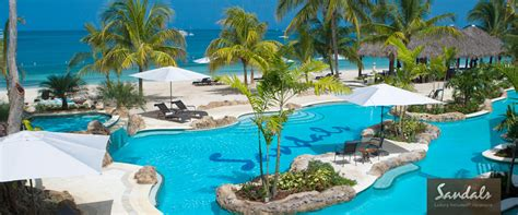 sandals all inclusive jamaica sandals negril cheap vacations packages tag vacations