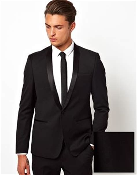 black tie nais charity event asos slim fit tuxedo