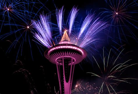 new years space needle t mobile new year s at the needle