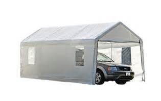 Costco Car Canopy 10x20 by Backyard Canopy Shade Cover Pergola Build Or Buy
