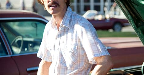 Jolies Onstage Revelations by Matthew Mcconaughey In The Dallas Buyer S Club