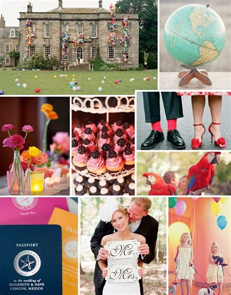 up film wedding wedding inspiration from the movies up green wedding
