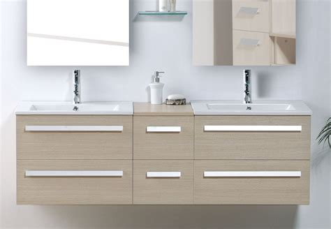 custom badezimmerspiegel beliani modern bathroom furniture with wash basins basin
