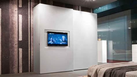 kleiderschrank fernseher tris you tv wardrobe