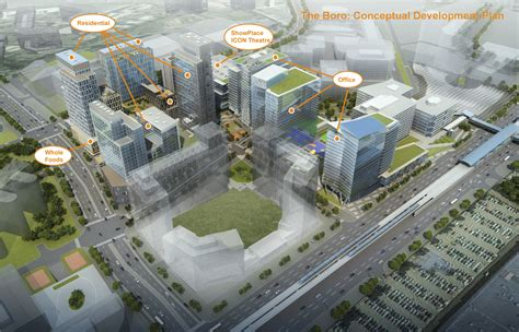 Garage Building Plan tysons quot the boro quot to offer region s largest whole foods