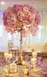 blush and gold centerpieces best 25 blush wedding centerpieces ideas on
