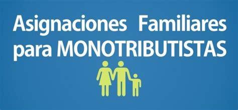 la asignacin familiar por ayuda escolar anual es el pago anual por ignacio online asignaciones familiares monotributistas