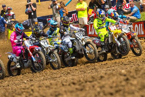motocross race schedule 100 pro motocross racing ken roczen dominates