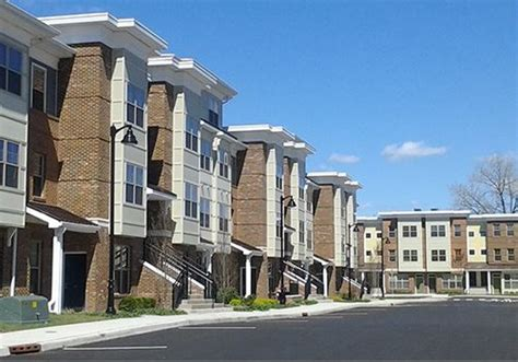 Jersey City Appartments by Gloria Robinson Court Homes Pennrose Rentals Jersey City