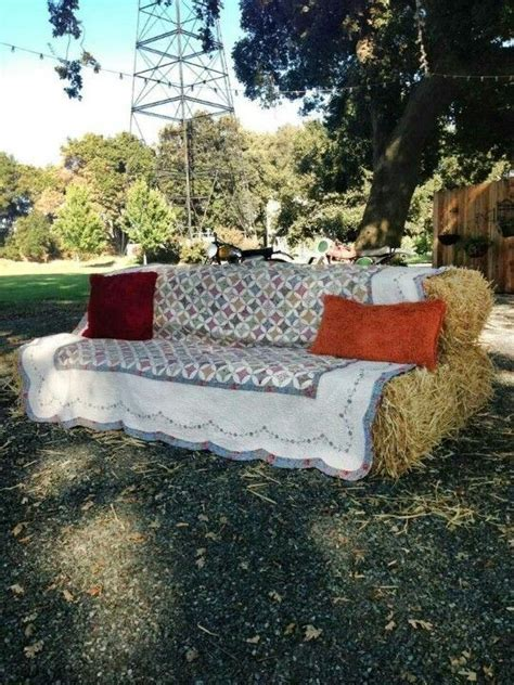 hay bale sofa 17 best ideas about hay bale couch on pinterest hay bale