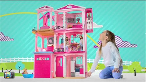videos de casas de barbie barbie casa de los sue 241 os comercial hd m 233 xico 2015 youtube