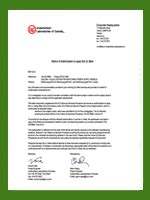 ul certification letter vulcan descaler arzona made in germany