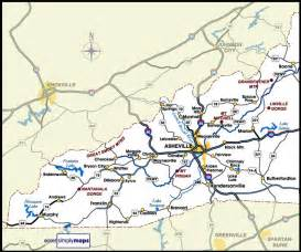 carolina mountain map map of nc mountains western nc rentals map vacation
