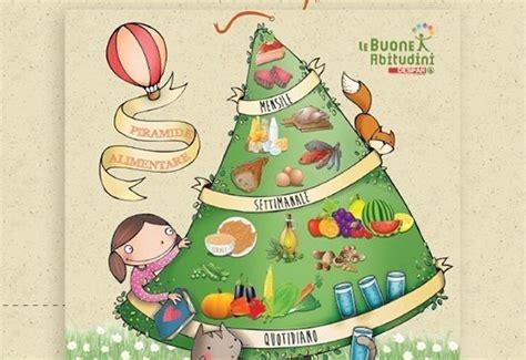 la piramide alimentare de le buone abitudini casa di vita