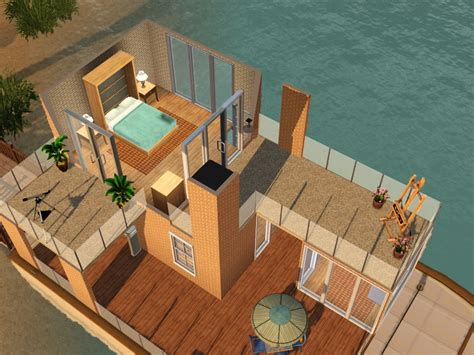 sims 3 house boats houseboats for sims 3 at my sim realty