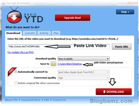 format video hd untuk youtube pintardonk 7 cara mendownload video di youtube