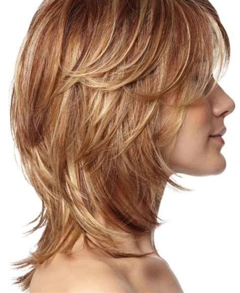 Shag Hairstyles For 50 With Thin Hair by Shag Haircut For 50 With Hair
