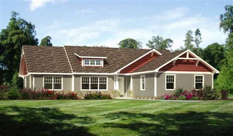 craftsman style manufactured homes craftsman style modular homes ideas