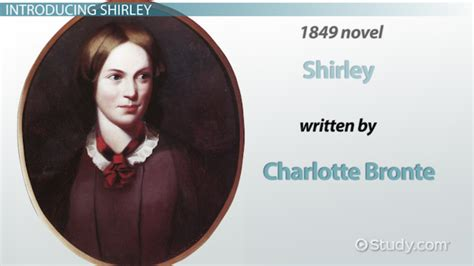 shirley synopsis bronte s shirley summary overview