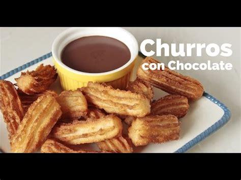 churros recipe allrecipescom churros con chocolate recipe yummy ph youtube